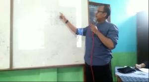 Bidang Pendidikan PUI Gelar Training Series Matematika Tanpa Air Mata