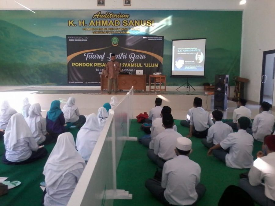 Photo of Masa Ta'aruf Siswa Madrasah MA YASPI Pontren Syamsul 'Ulum