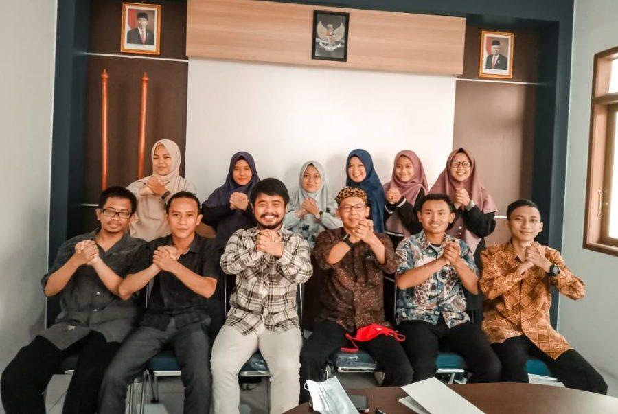 Photo of Wujud Kecintaan, HIMA PUI Majalengka Launching Ta'lim Ishlah