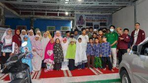 Keren! Hima PUI Lampung Semarakkan Gerakan Jumat Berbagi