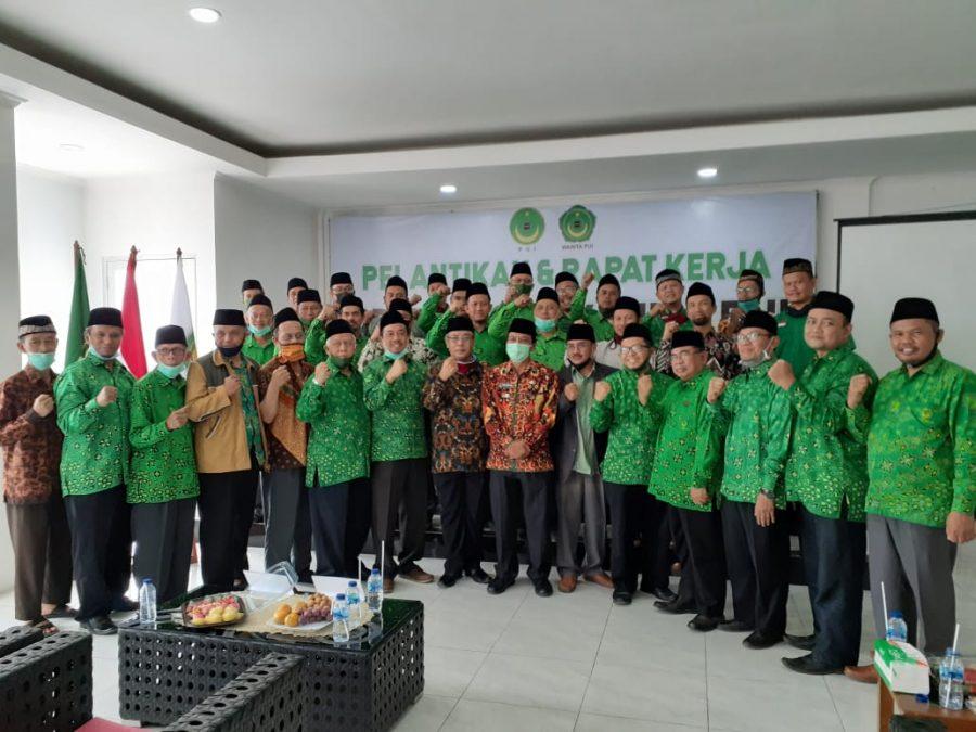 Photo of PD PUI Kabupaten Sukabumi Periode 2020-2025 Resmi Dilantik