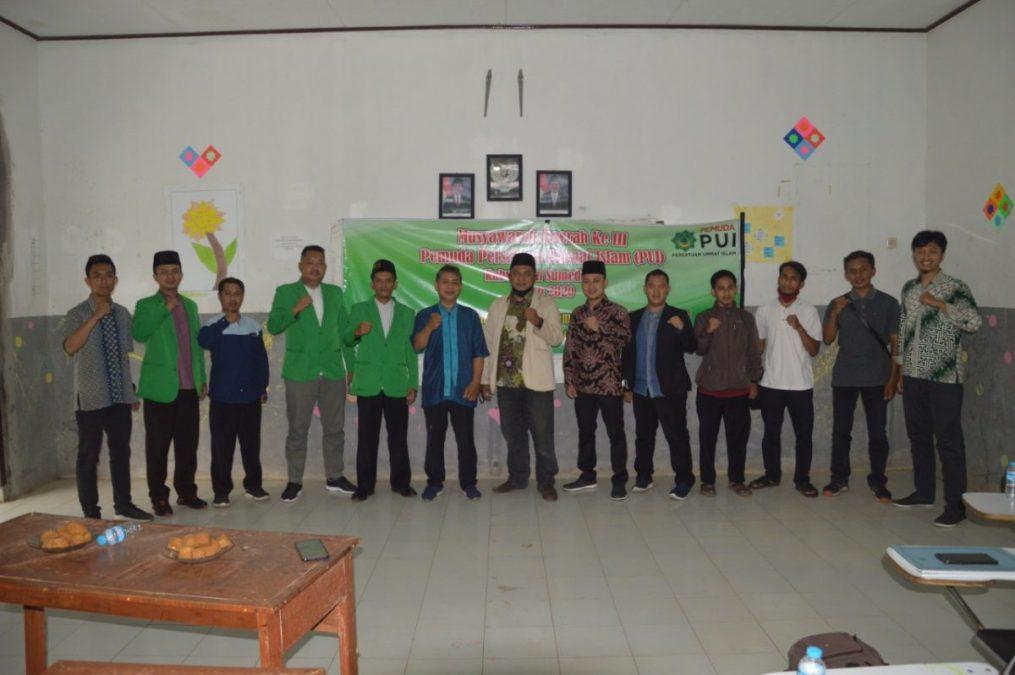 Photo of Bangkit Kembali, PD Pemuda PUI Sumedang Gelar Musda Ke-III