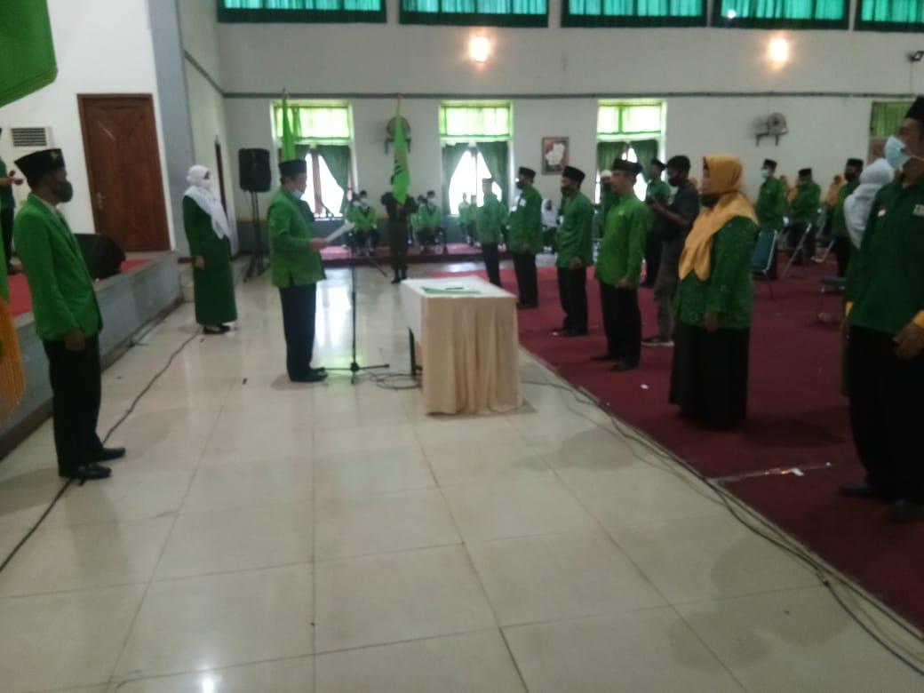 PD PUI Kabupaten Cianjur Periode 2020-2025 Resmi Dilantik