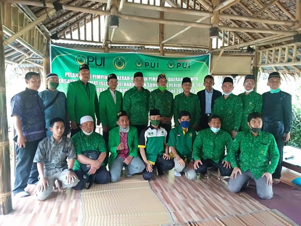 Photo of PD PUI Sumedang Dilantik, Engkos: Mari Tuntaskan Program Renstra DPP PUI