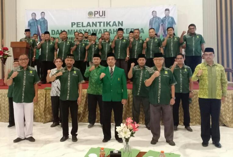 Photo of Resmi Dilantik, PD PUI Kabupaten Kuningan Siap Kuatkan Ekonomi Ummat