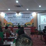 Muktamar Ke-4 Pemuda PUI Sukses Digelar, Kana Kurniawan Jabat Ketua Umum