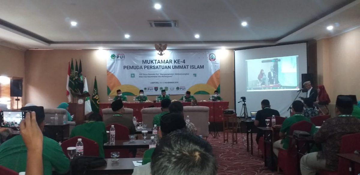 Photo of Muktamar Ke-4 Pemuda PUI Sukses Digelar, Kana Kurniawan Jabat Ketua Umum