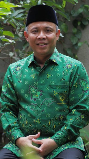 Ketua Umum DPP PUI, KH Nurhasan Zaidi. (Foto: Dok/Humas PUI)