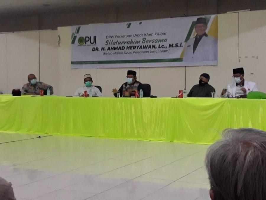 Photo of Optimalkan Peran Struktur dan Jemaah, DPW PUI Kalbar Optimis Wujudkan Islam Wasathiyyah