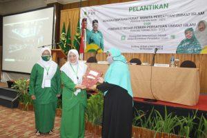 Aher Ingatkan Wanita dan Pemudi PUI Untuk Kuatkan Islam dengan Demokrasi dan Islam dengan NKRI