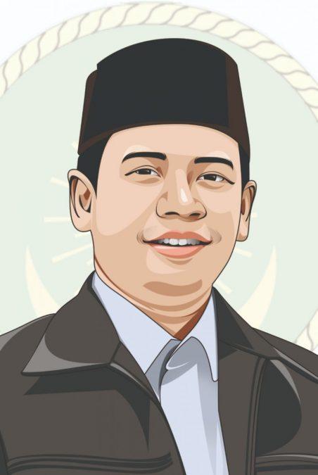 Ketua Umum PP Pemuda PUI, Kana Kurniawan menyatakan bahwa Pemuda PUI ikut mengambil sikap atas insiden yang menewaskan enam laskar FPI pada Senin (7/12). (Foto: Humas PUI)