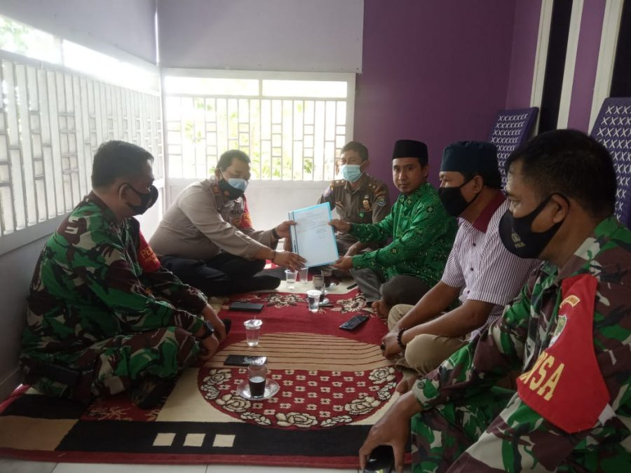 Photo of Pemuda PUI Tanggerang Minta Kapolsek Kresek Sampaikan Harapan Pembebasan MRS Kepada Kapolda Metro Jaya