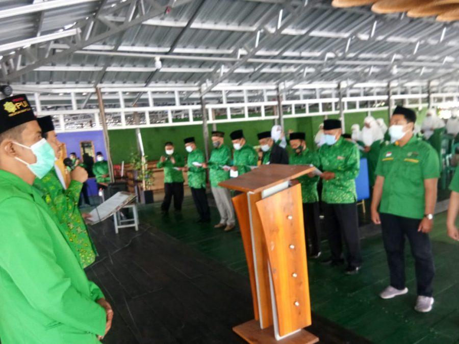 Photo of PD PUI Kabupaten Bandung Barat Periode 2020-2025 Resmi Dilantik