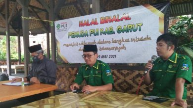 Photo of Jaga Solidaritas Kader, Pemuda PUI Garut Gelar Konsolidasi dan Halal Bihalal