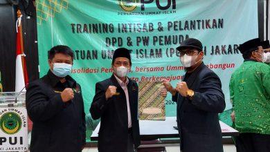 Photo of Ketum PP Pemuda PUI Kana Kurniawan Lantik PW Pemuda PUI Provinsi DKI Jakarta Periode 2021-2024