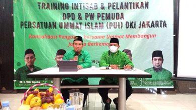 Photo of Hadiri Pelantikan DPD PUI se-Jakarta, Waketum PUI Wido Supraha: Lahirkan Perbaikan yang Terencana