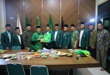 Photo of Ketum DPP PUI KH Nurhasan Zaidi Terima Kunjungan PB Al Washliyah